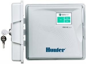 Wi-Fi Контроллер Hunter PHC 1201-E на 12 зон (наружный) - UKRPOLIV