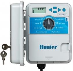Контроллер Hunter X-Core 401-E на 4 зоны (наружный) - UKRPOLIV