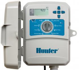 Контроллер Hunter X2-Core 401-E на 4 зоны (наружный) - UKRPOLIV
