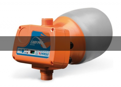 Электронный регулятор давления Pedrollo EASYPRO - UKRPOLIV